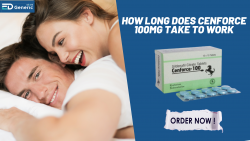 How to work Cenforce 100 mg? |Ed Generic Store