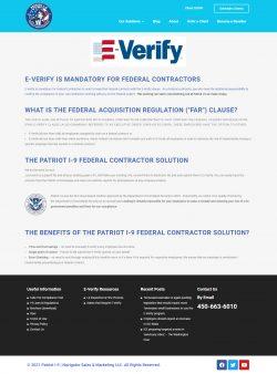 E-verify company