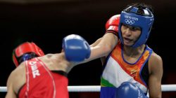 Indian boxer Lovelina reaches Olympic quarterfinals