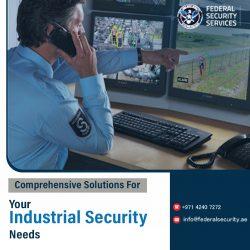 Industrial Service Security Guards in Dubai