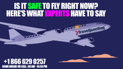 IS IT SAFE TO FLY RIGHT NOW? HERE'S WHAT EXPERTS HAVE TO SAY