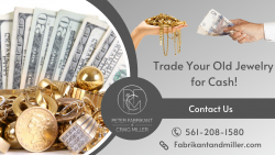 Get Easy Cash for Gold and Jewelry!