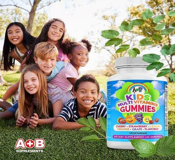 Healthy Kids Multi Vitamin Gummies