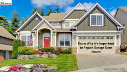 Know Why it's Important to Repair Garage Door Issues