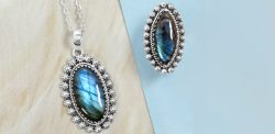 Shop Online Labradorite stone Jewelry With Sterling silver