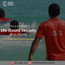 Lifeguard Security Service Solutions Dubai