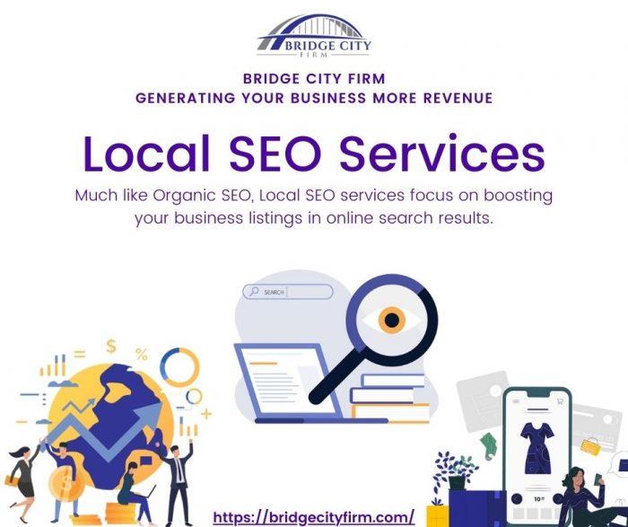Local SEO Services | Bridge City Firm