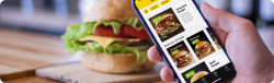 Build Food Delivery App with Nettechnocrats Company in India