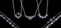 Buy Genuine wholesale moonstone jewelry