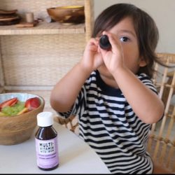 Multivitamin with Iron for Infants and Toddlers