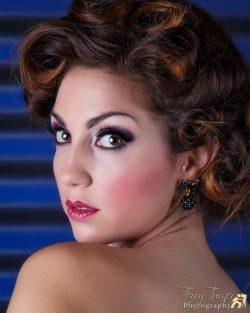 Top Houston makeup artist