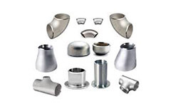 Nickel Alloy Pipe Fittings Supplier in India