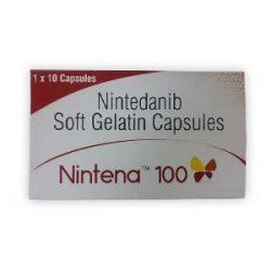Buy Nintena 100mg Online (Nintedanib)