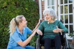 Long Term Care- Killeline Nursing Home