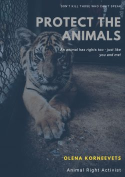 Olena Korneevets views on non-human animals