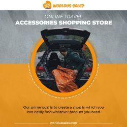 Online Travel Accessories Shopping Store – World U.S. Sales