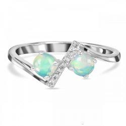 Buy Natural Opal Stone Ring
