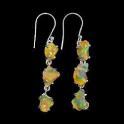 Buy natural Sterling Silver Opal jewelry
