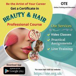 Start Career as Beautician