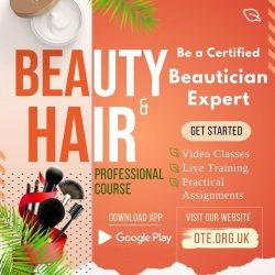 Be a certified Beautician