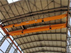 TOP 5 Famous EOT Crane Manufacturers in India