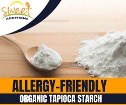 Premium Quality Organic Tapioca Starch