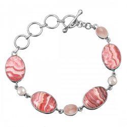 Shop Real Rose Quartz Stone Jewelry