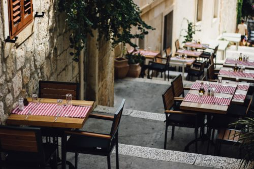 Best Restaurant Services- Jordan Ughanze