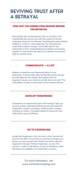 Reviving Trust After a Betrayal – Ammirati Counseling