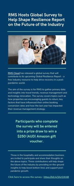 RMS hosts global survey to help shape resilience report on the future of the industry