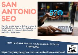 San Antonio Seo – Odyssey Design Co
