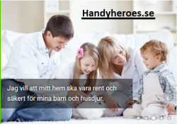Cleaning company stockholm