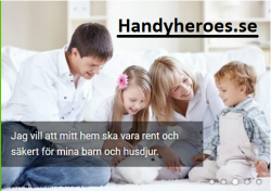 Cleaning help Stockholm
