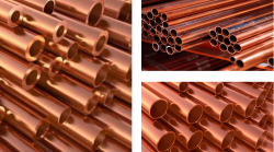 Copper Nickel 70/30 Pipe & Tube Supplier in India