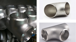 Stainless Steel 446 Pipe Fittings Supplier in India