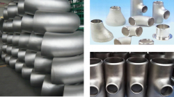 Stainless Steel 316Ti Pipe Fittings Supplier in India