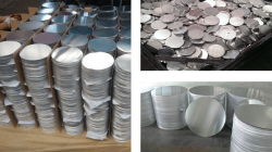 Stainless Steel 446 Circle Supplier in India