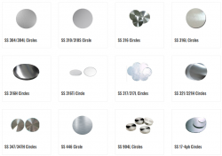 Stainless Steel Circle Supplier in India