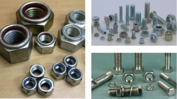 Stainless Steel 347 / 347H Fasteners Supplier in India