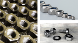 Stainless Steel 321 / 321H Fasteners Supplier in India