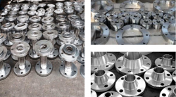 Stainless Steel 321 / 321H Flanges Supplier in India