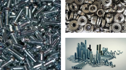 Stainless Steel 904L Fasteners Supplier in India