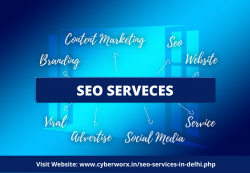 Get SEO Services At Affordable Price By CyberWorx