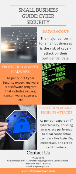 SMALL BUSINESS GUIDE: CYBER SECURITY