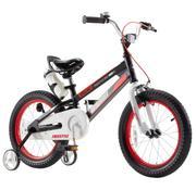 RoyalBaby Space No. 1 Steel Frame Kid's Bike 12 14 16 18 inch, Black