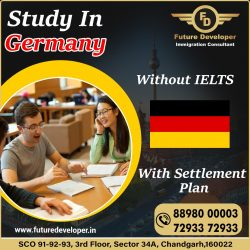 Study in Germany With / Without IELTS