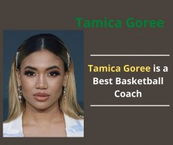Tamica Goree is a Best Basketball Coach