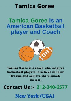 Tamica Goree is an American Basketball player and Coach