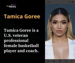 Tamica Goree is Female Basketball Player