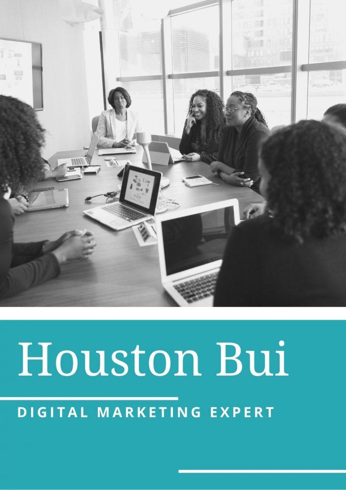 Houston Bui Digital Marketing Consultant